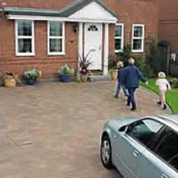 Landscaping & Block Paving